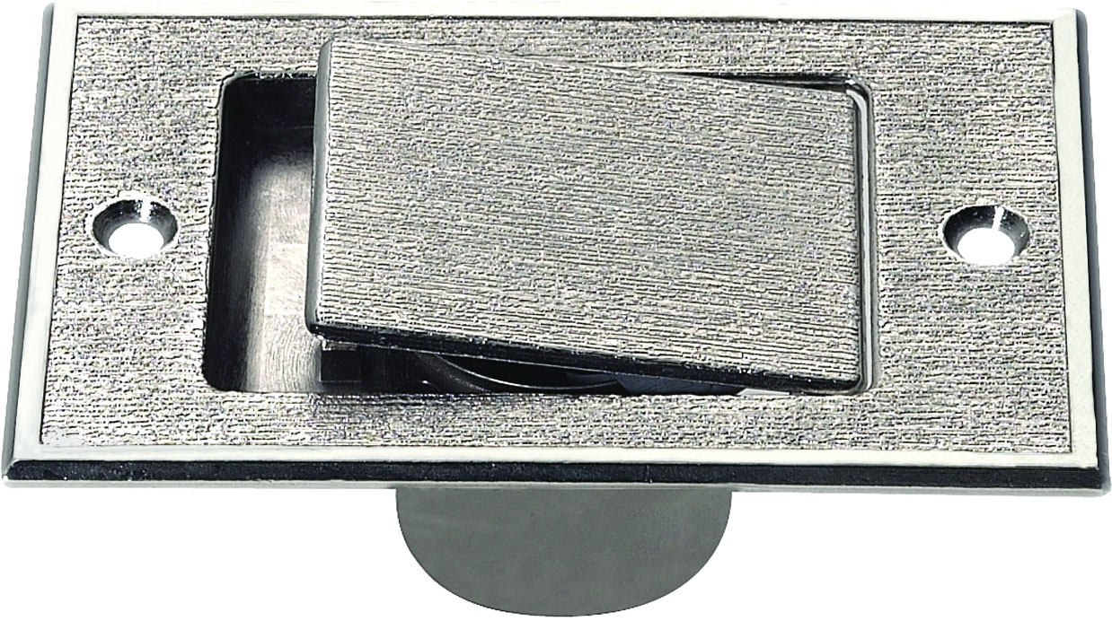 Bodensaugdose Metallsaugdose bronze für Bodeneinbau