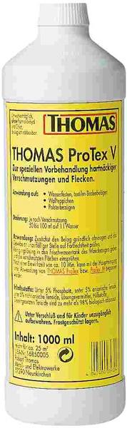 Thomas ProTex V Reinigungskonzentrat zur Teppich- und Polsterreinigung 1 Liter