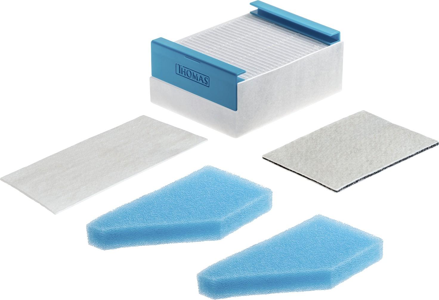 Thomas HEPA 13 Pollenschutz-Filtersystem mit Aktivkohlefilter