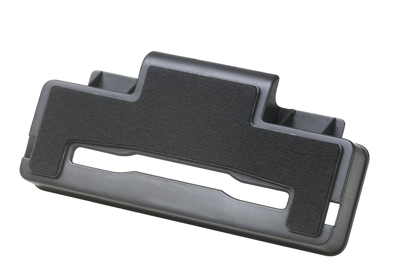 Parkettschuhaufsatz für die Teppichdüse umschaltbar mit Parkettschuaufsatz