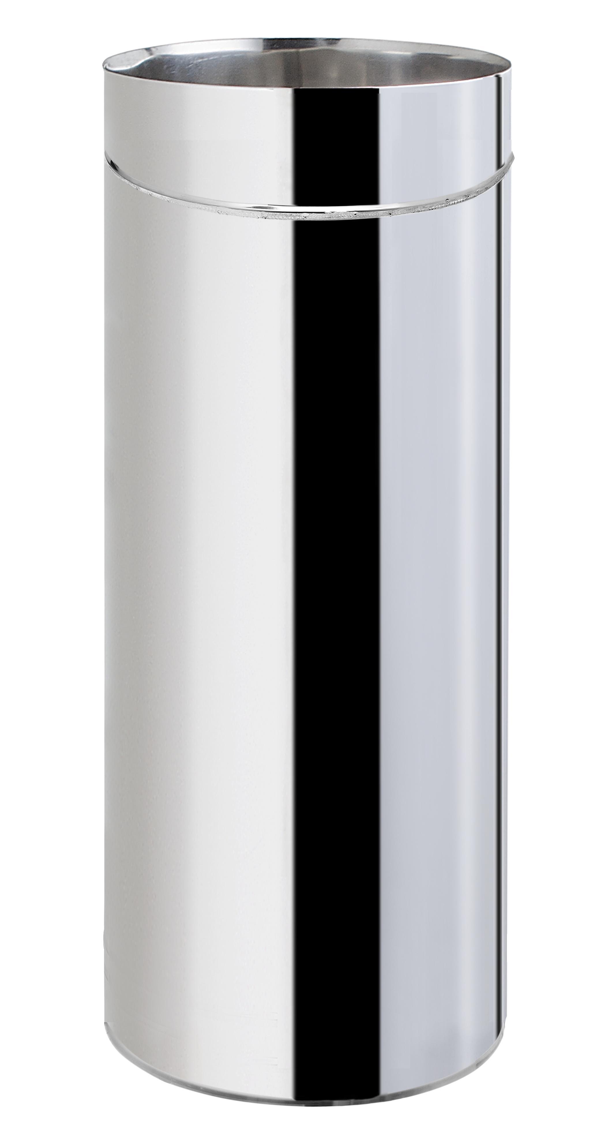 Rohrelement Edelstahl Ø 300mm, 1000mm lang