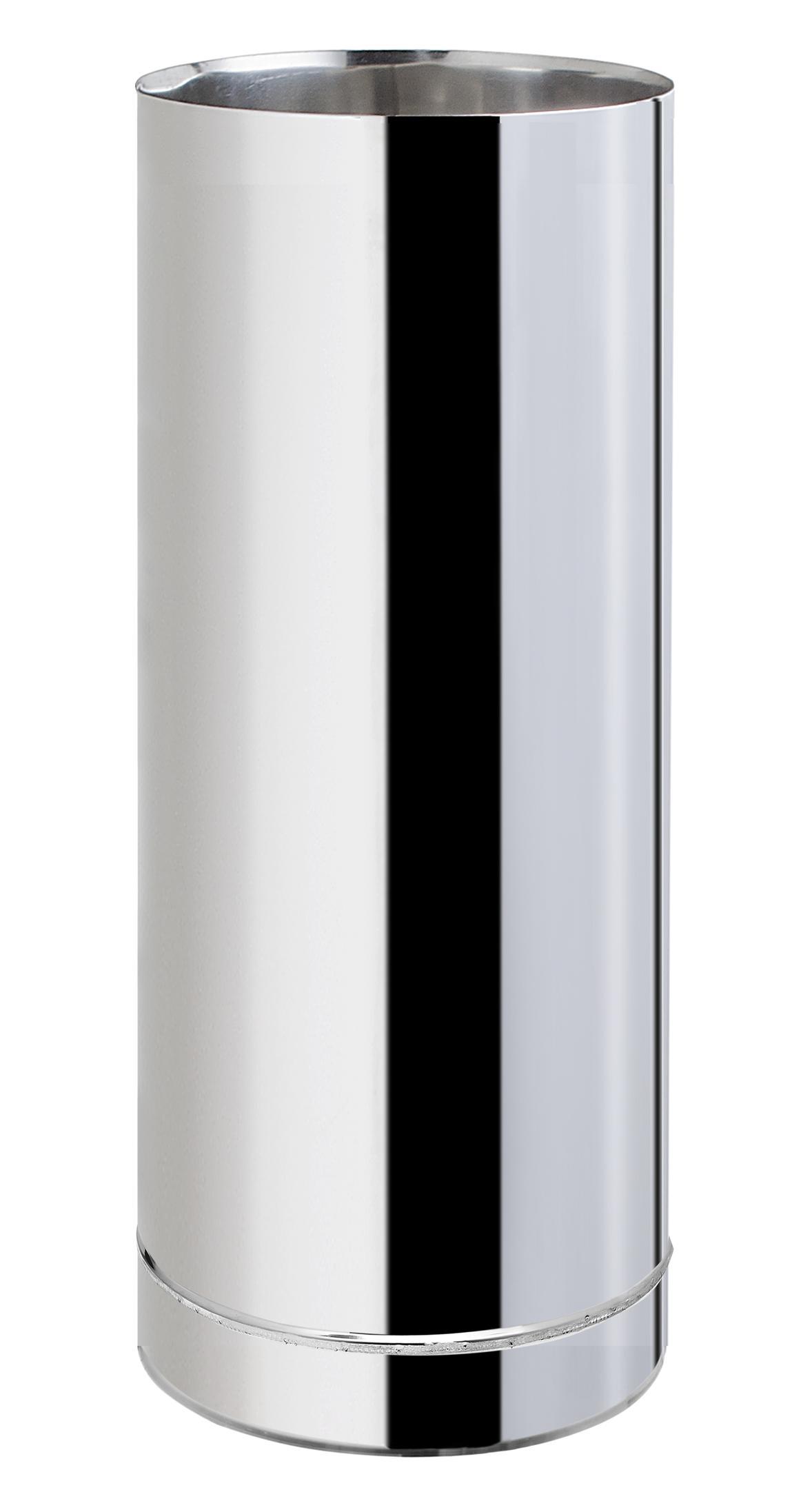 Rohrelement Edelstahl Ø 300mm, 500mm lang