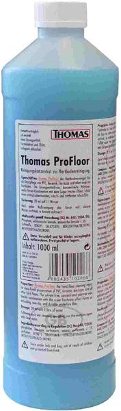 Thomas ProFloor Reinigungskonzentrat zur Hartbodenreinigung 1 Liter